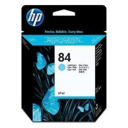 HP INC TINTA CIAN CLARO N 84 DJ 10/20/50PS