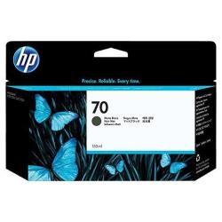 HP INC TINTA NEGRA MATE HP 70