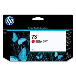 HP 73 - rojo cromático - original - DesignJet - cartucho de tinta