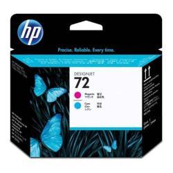 HP INC CABEZAL MAGENTA Y CIAN HP 72