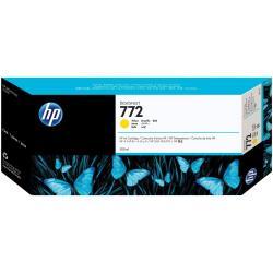 HP INC TINTA DESIGNJET 772 AMARILLO 300ML