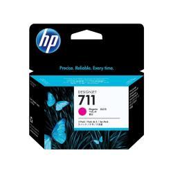 HP INC TINTA MAGENTA HP 711 PACK 3