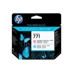 HP INC CABEZAL MAGENTA CLA/CIAN CLA HP 771