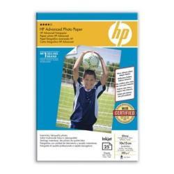 HP INC PAPEL FOTO SATIN AVANZ 25H 10X15CM