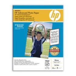 HP INC PAPEL FOTO SATINADO 25H 13X18CM