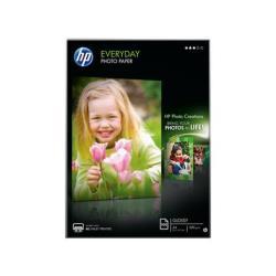 HP INC PAPEL FOTO SEMISAT 100H A4
