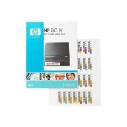 HP ENTERPRISE ETIQUETAS COD BARRS DLT-IV 110US 1