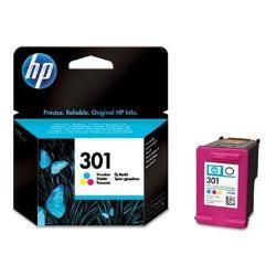 HP INC TINTA TRICOLOR HP 301