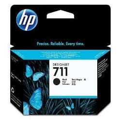 HP INC TINTA NEGRA 80 ML HP 711