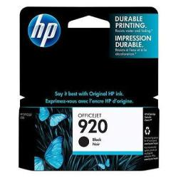 HP INC TINTA NEGRA HP 920 BLISTER
