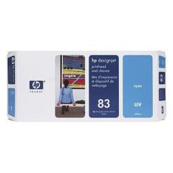 HP INC CABEZAL UV   LIMPIADOR CIAN HP 83