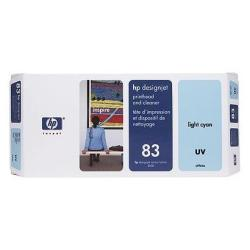 HP INC CABEZAL UV LIMPIADOR CIAN CLARO 83