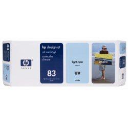 HP INC TINTA CIAN UV CABAZAL HP 83