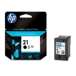 HP INC TINTA NEGRA HP 21
