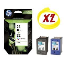 HP INC PACK TINTAS HP 21/22