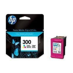 HP INC TINTA TRICOLOR HP 300 BLISTER