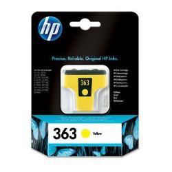 HP INC TINTA AMARILLA HP 363 BLISTER