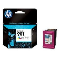 HP INC TINTA TRICOLOR HP 901 BLISTER