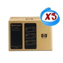 HP INC TINTA CIAN HP 90 PK 3