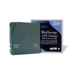 IBM - LTO Ultrium 4 x 1 - 800 GB - soportes de almacenamiento