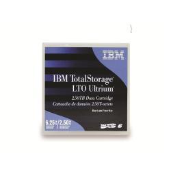 IBM TotalStorage - LTO Ultrium 6 x 1 - 2.5 TB - soportes de almacenamiento