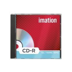 IMATION CDR 700 52X CAJA 10 COD BARRAS INDI