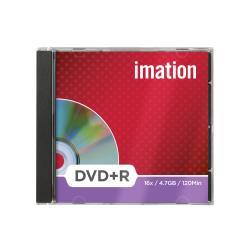 IMATION DVD R 4.7 16X JEWELL 10