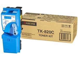 KYOCERA TONER CIAN TK-820 FS-C8100