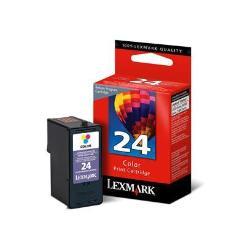 LEXMARK TINTA COLOR N  24 Z1400/X3500 BL