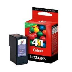 LEXMARK TINTA COLOR N41 RET Z1520/X4850 BL