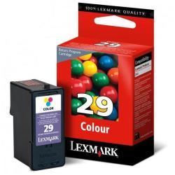 LEXMARK TINTA COLOR N29 Z845/Z3100/X2500 BL