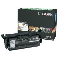 LEXMARK TONER RETOR T650/T652/T654
