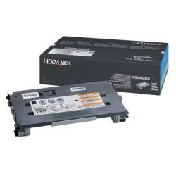LEXMARK TONER NEGRO C500/X500/X502 AC