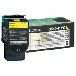 LEXMARK TONERAMARILRETOAC C540/43/44X543/44