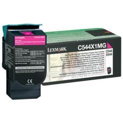 LEXMARK TONER MAGENTA RETO EXT AC C544/X544