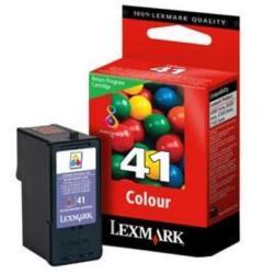 LEXMARK TINTA COLOR N41 RETORN Z1520/X4850