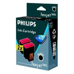 PHILIPS TINTA NEGRA IPF3XX DOUBLE PACK