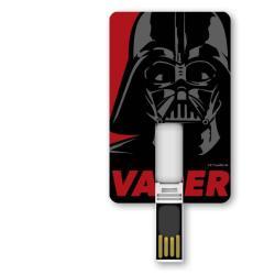 SILVER HT ICONICCARD 8GB - DARTH VADER