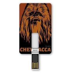 SILVER HT ICONICCARD 8GB - CHEWBACCA