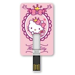 SILVER HT ICONICCARD 8GB - KITTY PRINCESS