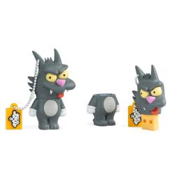 SILVER HT MEMORIA USB 8GB SIMPSONS - SCRATCHY
