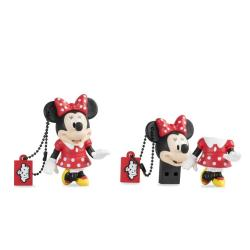 SILVER HT MEMORIA USB 8GB - MINNIE MOUSE