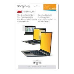 """Filtro de privacidad Gold de 3M para ordenadores personales con pantalla panorámica de 13,3"""" filtro de privacidad para portátil"""