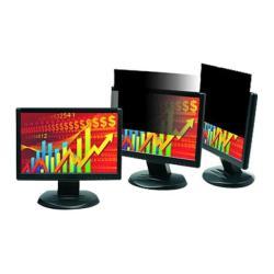 """Filtro de privacidad de 3M para monitor de escritorio con pantalla panorámica de 22"""" - filtro de confidencialidad de pantalla - 22 pulgadas de ancho"""