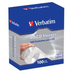 SOBRES CD VERBATIM PAPEL PK50