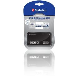 SSD USB 3.0 256GB VERBATIM