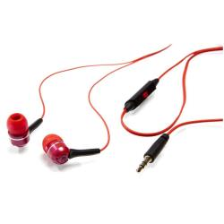 VERBATIM SOUND ISOLATING VOLUME CONTROL ROJO