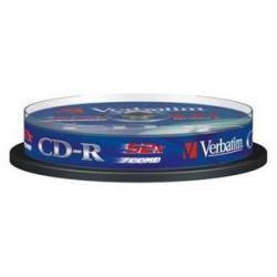 Verbatim - CD-R x 10 - 700 MB - soportes de almacenamiento
