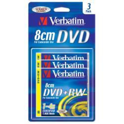 DVD RW 1.4 8CM JEWELL 3 VERBATIM