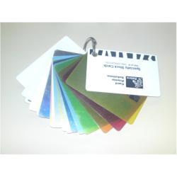 Zebra Color - tarjetas - 500 tarjeta(s) - CR-80 Card (85.6 x 54 mm)